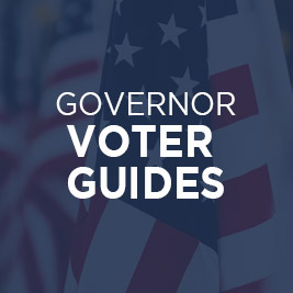 Governor Voter Guides