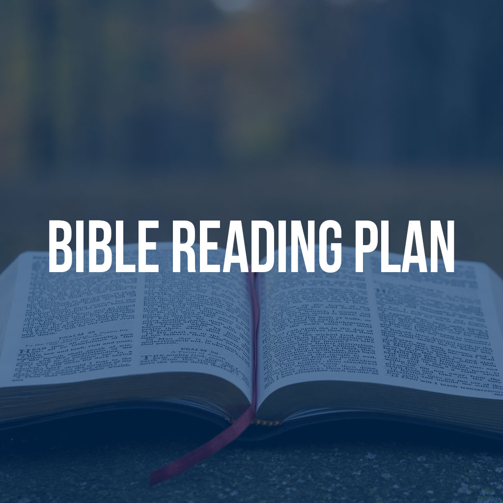 Bible Reading Plan