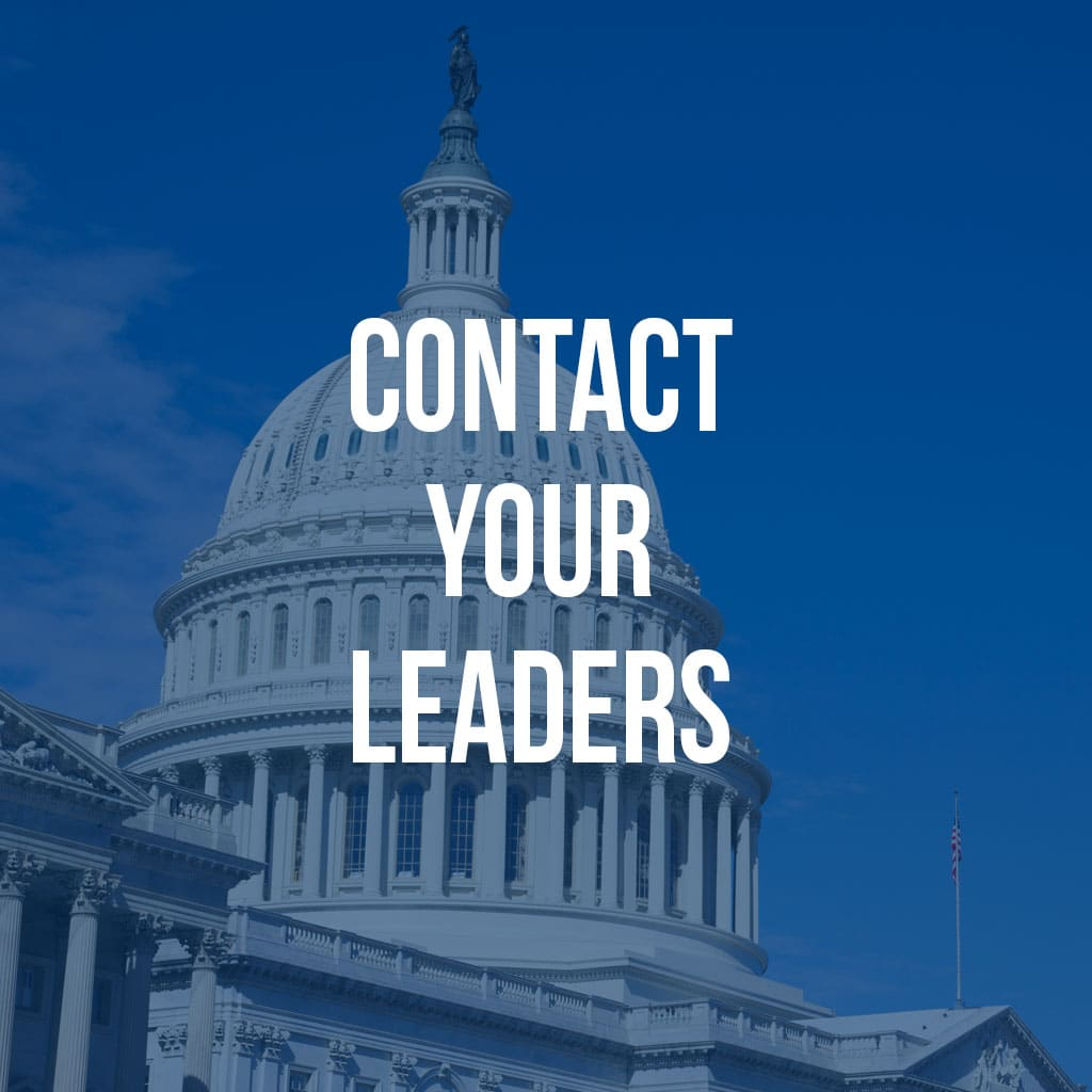 Contact Your Leaders